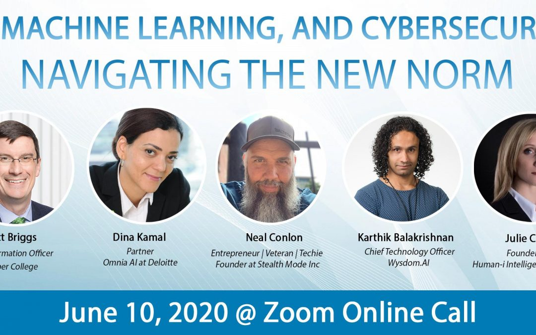 AI, Machine Learning, and Cybersecurity: Navigating the New Norm