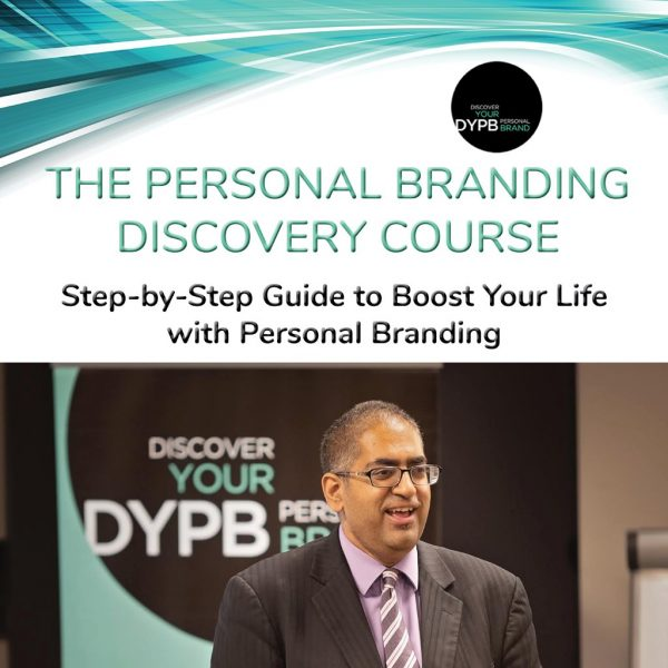 DYPB - Personal Branding Discovery Course