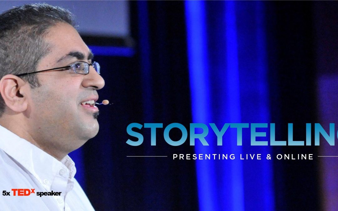 DYPB Webinar – Storytelling: Presenting Powerful Connection Online and Live