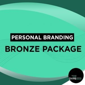 Personal Branding Bronze Package