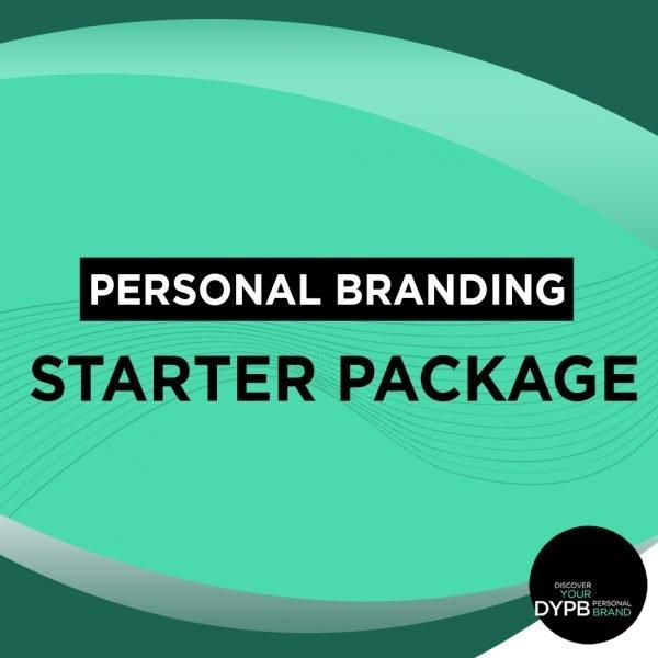 Personal Branding Starter Package
